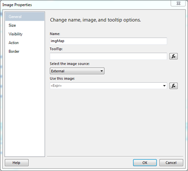 Embedding Maps in SQL Server Reporting Services Using ArcGIS